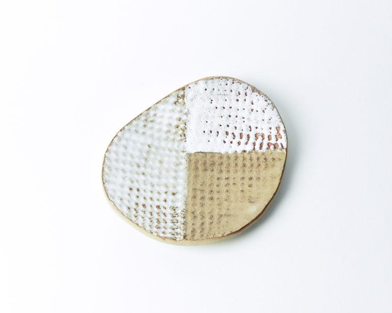 handmade functional ceramic tray