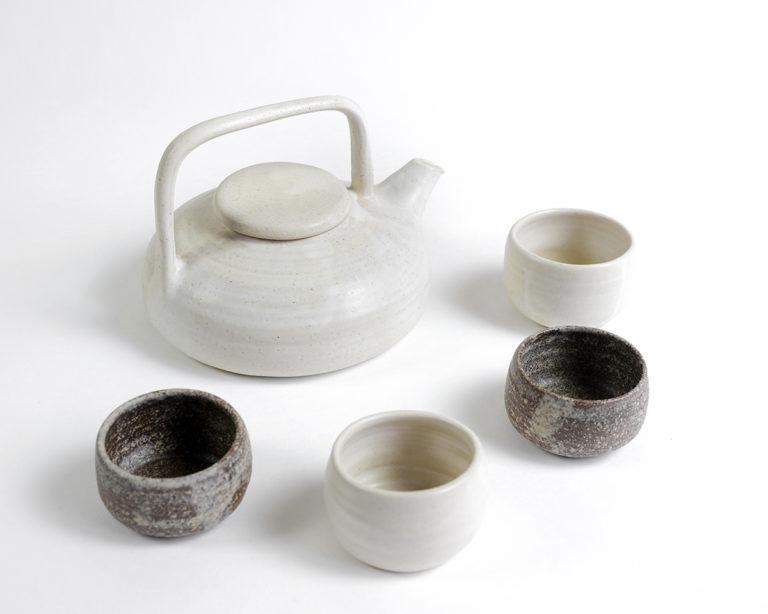 handmade functional tableware ceramic teapots